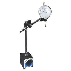 FidèLe L'indicateur De Cadran Jauge Dti & Stand Base Magnétique Jauge Horloge Cdv Berg