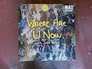 Jack-U-Justin-Bieber-Skrillex-Where-Are-U-Now-12-034-RSD-2016-NEW-amp-SEALED