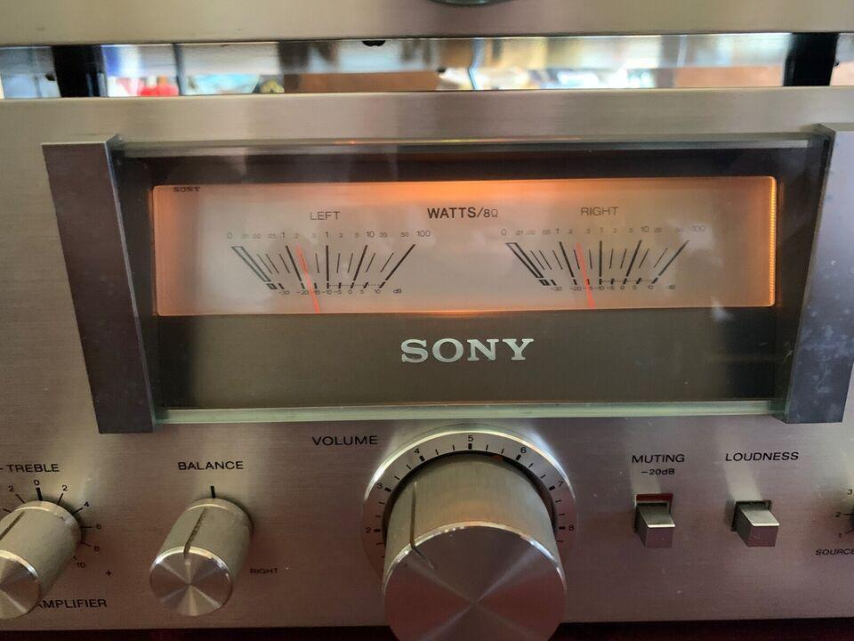 Forstærker, Sony, TA-313/ TX-313