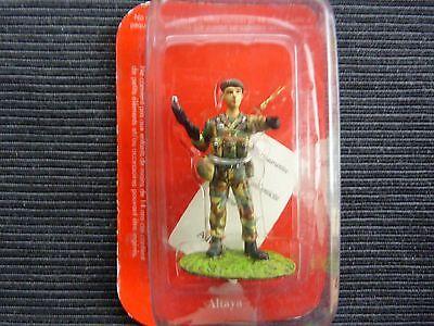Soldat de plomb des Forces d/'élite Editions Altaya Foreign Legion Spain