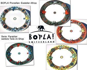 AFRICA-BOPLA-Porzellan-Schweiz-grosser-Essteller-27cm-Dinner-Plate-Fleischteller