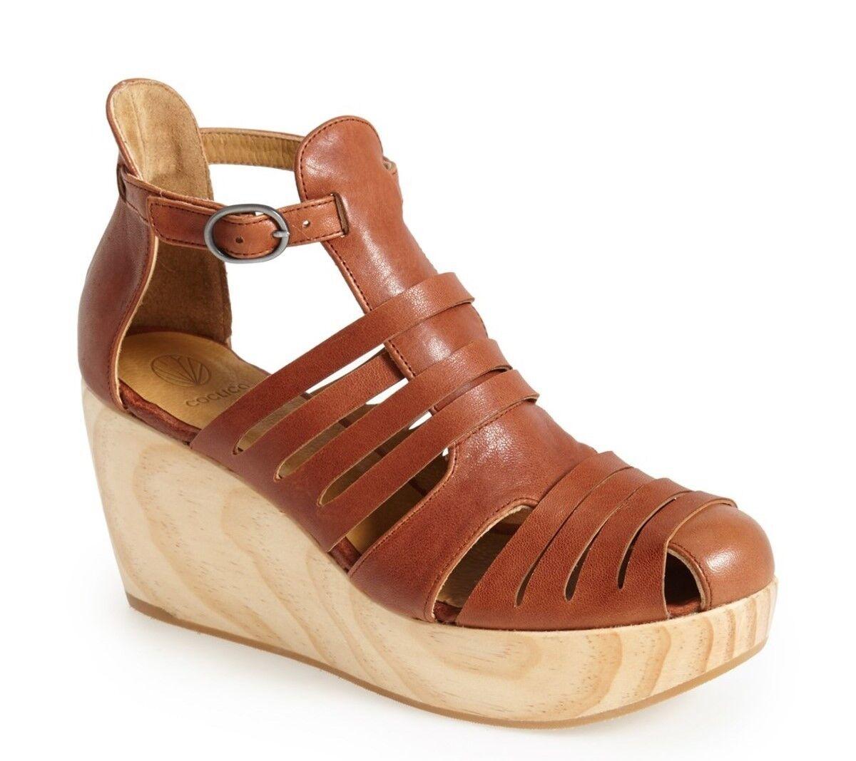 Coclico Zapatos Con Tiras Sandalias Botines Botines Botines de cuña con plataforma de corazón 40  445  tomar hasta un 70% de descuento