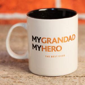 Mug-My-Grandad-My-Hero-Grandfather-Love-Gift-Present-Novelty-Coffee-Tea-Mug