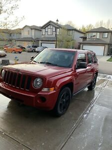 2010 Jeep Patriot north edition AWD