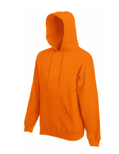 12,50€//Stück Kapuzensweatshirt Pullover Hoody Fruit of the Loom 20 Farben 5x