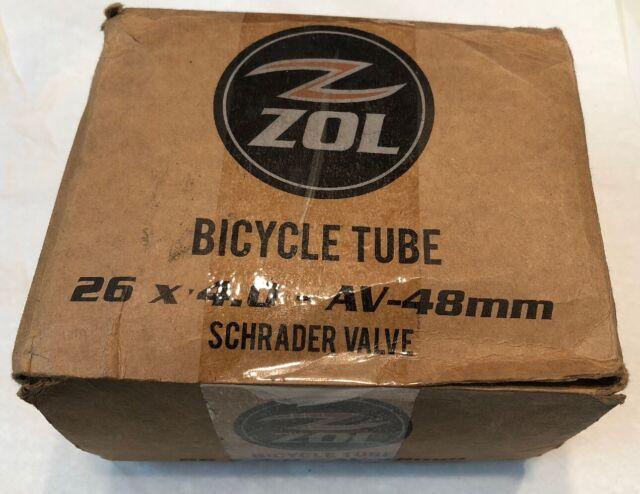 """26/"""" Bike Inner Tube 26*4.0 Bicycle Tire Presta Valve Fat Tire Bike Inner Tube"""