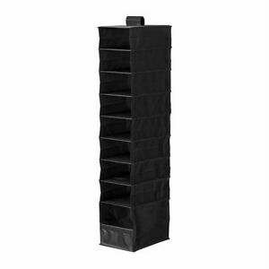 Merveilleux Image Is Loading IKEA Hanging Organizer 9 Compartment 47 034 Closet