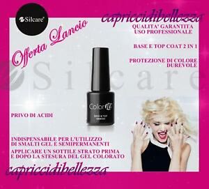 SMALTO-GEL-SEMIPERMANENTE-BASE-e-TOP-COAT-VANISH-SIGILLANTE-2-IN-1-SILCARE-8g