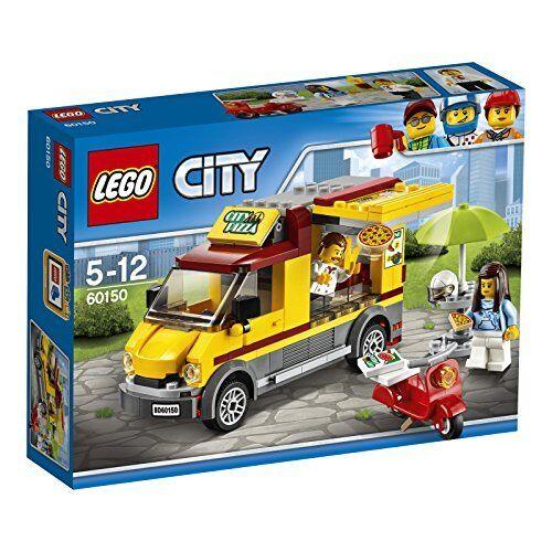 Lego 60150 Camión de pizza