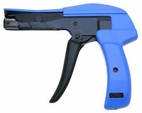 Nylon Cable Tie Gun Installation Tensioning Fastener Plastic Zip Cutting 7