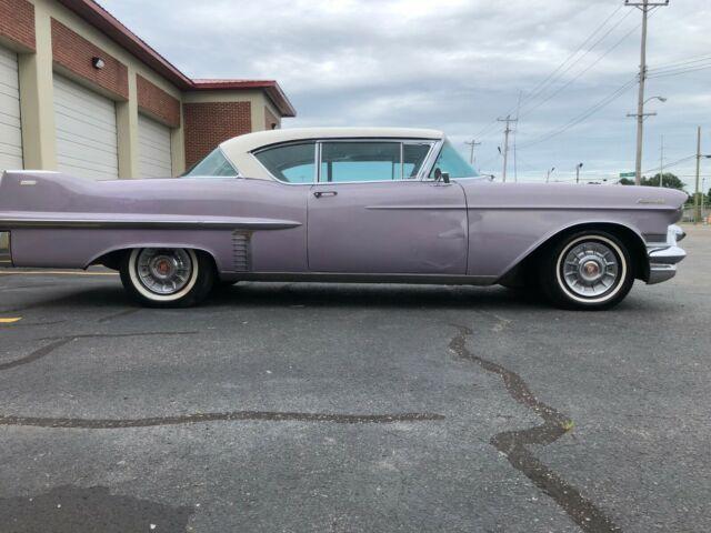 1957 Cadillac DeVille Deville