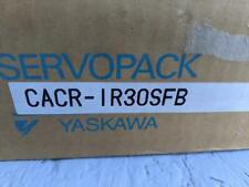 Yaskawa Cacr Ir30sfb Servopack Servo Drive 200 230v Ac 0 230v Ac 3ph 4hp