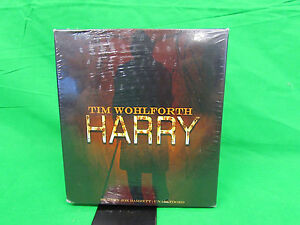 Harry-Audio-CD-Audiobook-CD-by-Tim-Wohlforth-Author