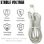 miniature 5 - 10Ft Android Micro USB Fast Charger Cable Data Sync Charging Cord For Samsung LG