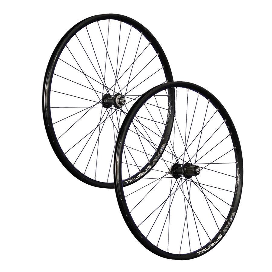 Taylor Wheels 27,5 Zoll Fahrrad Laufradsatz Ryde Disc Shimano XT M8000 black