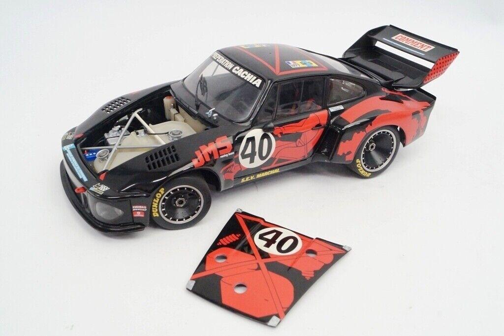 1 18 Exoto rlg18107 Porsche 935 turbo Ballot-Lena gregg 24h le mans 1977 nuevo