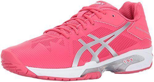 ASICS SZ/Farbe. Damenschuhe Gel-Solution Speed 3 Tennis-Schuhes- Pick SZ/Farbe. ASICS ac5f75
