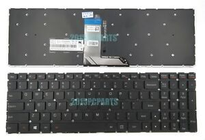 Nouveau-Lenovo-IdeaPad-700-15ISK-700-17ISK-Clavier-US-Retroeclaire