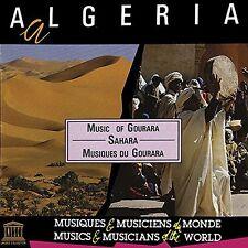 Various Artists - Algeria: Sahara-Music of Gourara [New CD]