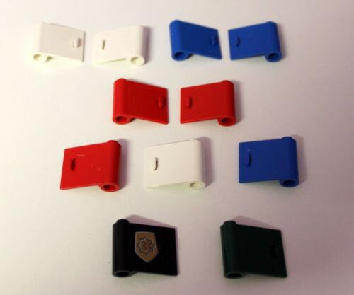 Lego 3188 3189 Türen 1x3x2 Rechts und Links oder Set viele Farben Auswahl 41