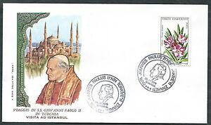 1979 Vaticano Viaggi Del Papa Turchia Istanbul - Rm1 Une Offre Abondante Et Une Livraison Rapide