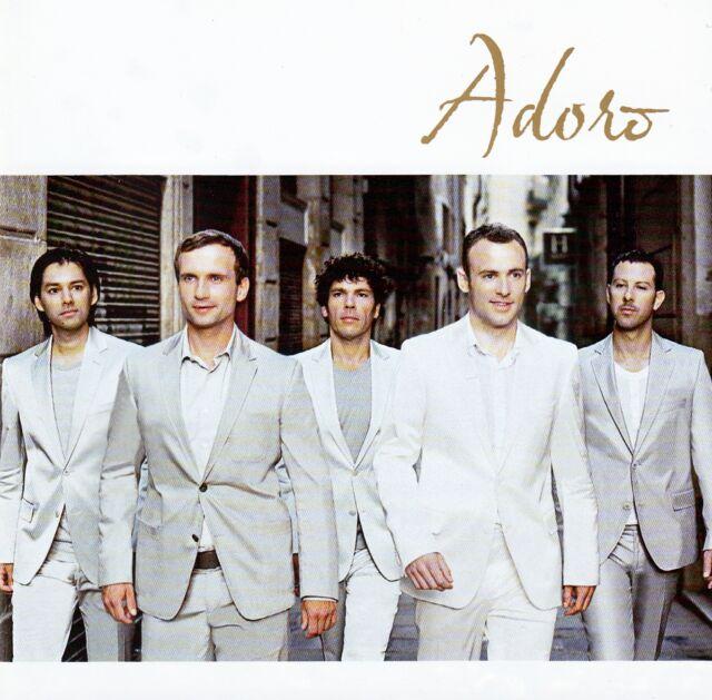 ADORO : ADORO / CD - TOP-ZUSTAND