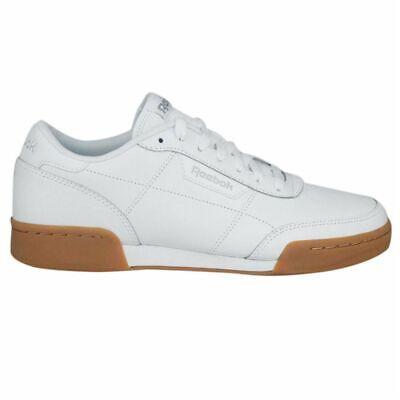 Dettagli su Reebok Da Uomo heredis 00 Sneaker Basse Pelle Scarpe Da Ginnastica Con Lacci Scarpe Sportive mostra il titolo originale