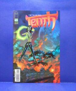 THE TENTH Vol. 2  #7 of 14 1997-1999 Image Uncertified TONY DANIEL Series