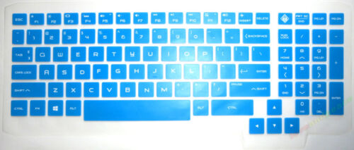 Keyboard Skin Cover Protector for HP Omen 15-CE*** series 15-CE015DX 15-CE011DX