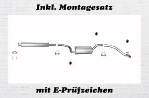Ernst Endrohr Ford C-Max Focus