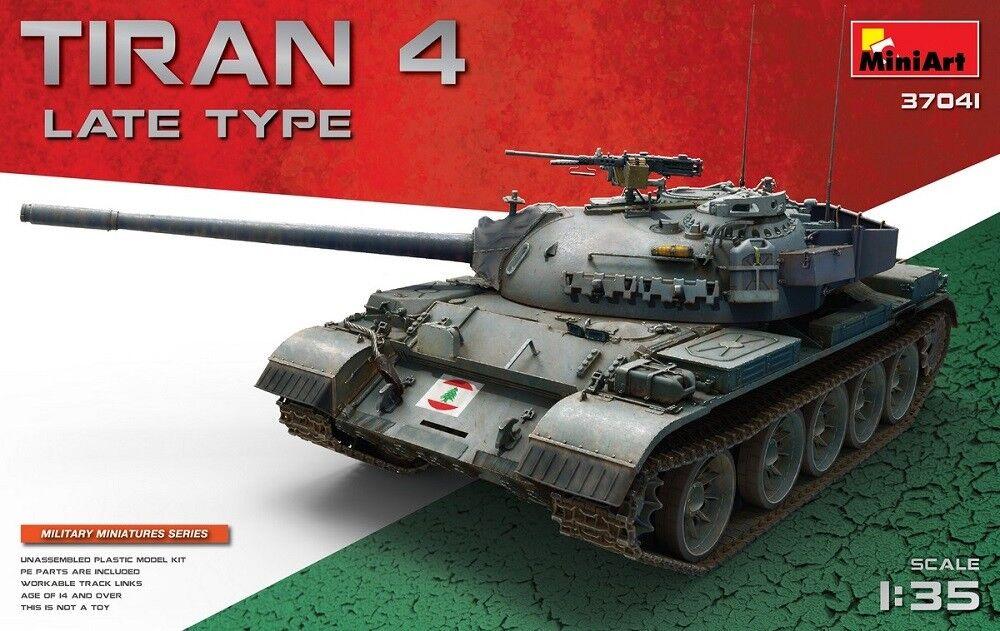 MiniArt 1 35 Tiran 4 Late Type Medium Tank