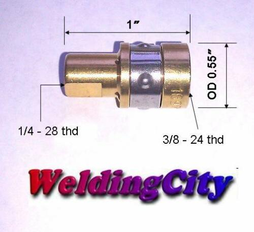 "MIG Gun Accessory Kit .023/"" for Miller M-10//15 Welding Wire ER70S-6 2-lb x2 M28W"