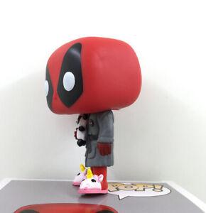 POP Deadpool Vinyl Figure Bedtime Deadpool #327 New in Box Funko