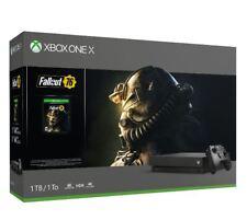 Microsoft Xbox One X 1TB  - Fallout 76 Bundle