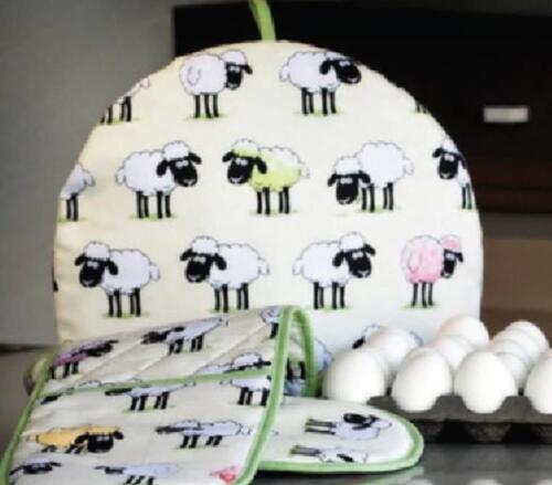 Samuel Lamont UK Sheepish Sheep Lamb Tea Cosy Cozy Cozie Cosie Country Kitchen