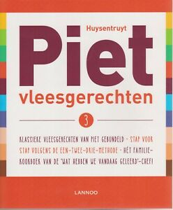 PIET-HUYSENTRUYT-kookboek-Vleesgerechten