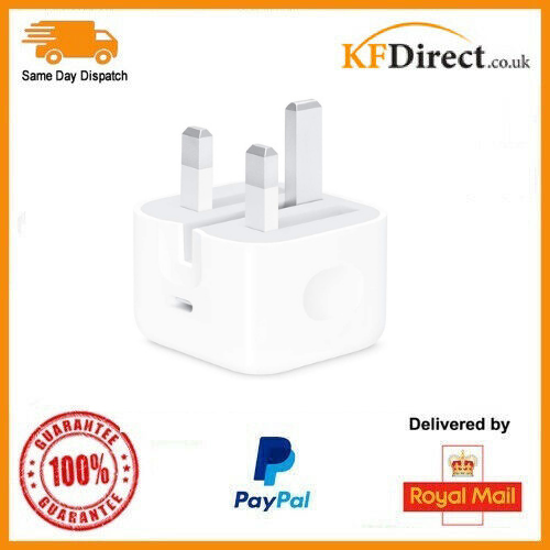 20W USB-C Power Adapter Plug Fast Wall Charger Adapter For iPhone 12/11/Pro/Max
