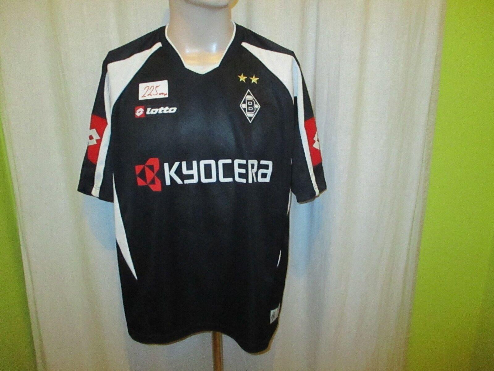 Borussia Borussia Borussia Mönchengladbach Original Lotto Trikot 2005 06  KYOCERA  Gr.M- L TOP 0979ae