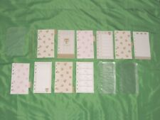 Compact 12 Month Undated Refill Lot Chococat Hello Kitty Sanrio Franklin Covey