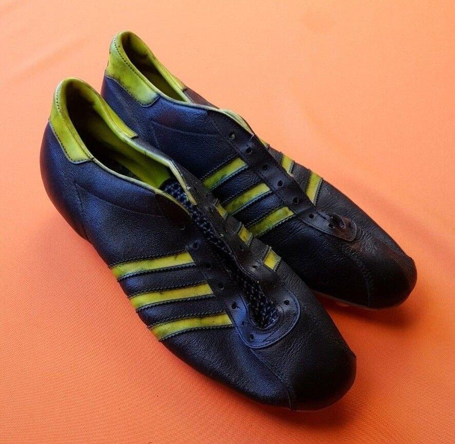 3 / 5 adidas argentina 70 '80 gli gli '80 stivali di retro - vintage raro taglia 10 1 / 2 e55afa