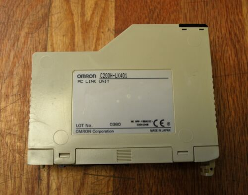 Omron  C200H-LK401 PC LINK UNIT USED