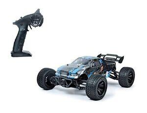 RC-Truggy-EVO-4T-4WD-2-4-GHz-1-12-inkl-Lipo-Akku-und-Ladegeraet-NEU