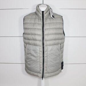 Dyed Island Garment Down Grey Gilet Stone xE6aw6