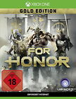 For Honor - Gold Edition (Microsoft Xbox One, 2017)