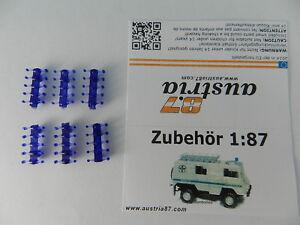 BUSCH-ZURUSTSATZ-60-STUCK-BLAULICHTER-KLEIN-FEUERWEHR-RETTUNG-POLIZEI-HO-N
