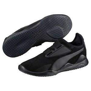 Image is loading new-puma-mens-mostro-hypernature-shoes-sneakers-black- f62b8a16b