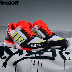 MiAdidas ZX 8000 IRAK Gore Tex Limited Edition Sneakers UK Size 11.5 / 46 2/3