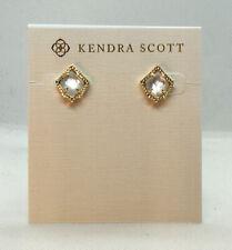 5d3665a84 item 6 New Kendra Scott Kirstie Stud Earrings In Ivory Pearl / Gold -New  Kendra Scott Kirstie Stud Earrings In Ivory Pearl / Gold