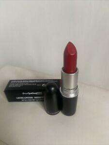 MAC Lustre Lipstick - Cockney BRAND NEW IN BOX RRP £17.50