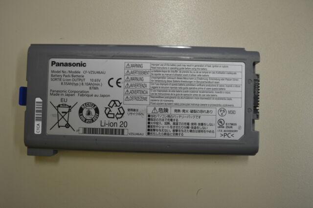 Akku  Battery for Panasonic Toughbook CF-30 CF-31 CF-53 CF-VZSU46AU